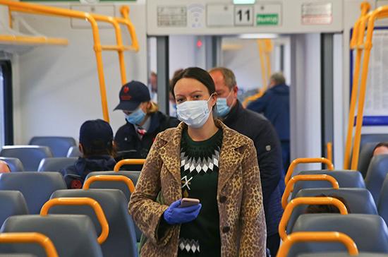 Электрички признали пострадавшими от коронавируса