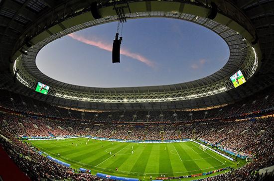 Госдума может рассмотреть закон о продаже пива на стадионах в ноябре