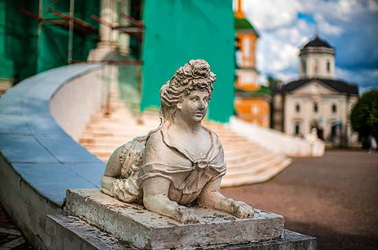 Аварийные объекты культурного наследия хотят приватизировать через конкурсные процедуры