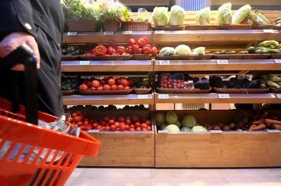 В России могут появиться магазины органических продуктов
