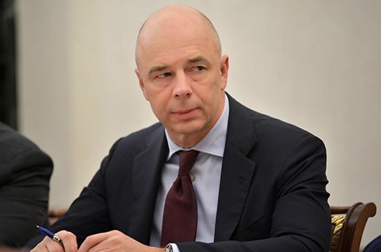 Силуанов: расходы по нацпроектам будут ежегодно расти