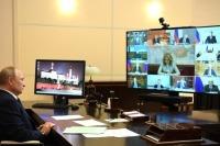 Владимир Путин потребовал выделить средства на лекарства для больных COVID-19