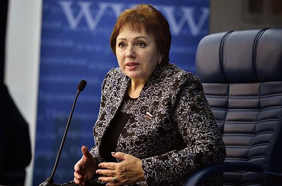 Бибикова: с 2022 года система долговременного ухода будет работать во всех регионах страны