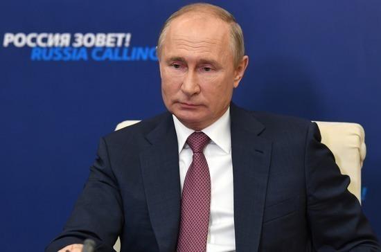 Владимир Путин: финансирование сельской ипотеки в 2021 году вырастет втрое