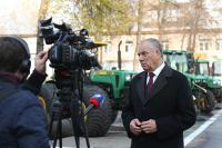 Митин: тракторы с вышедшими сроками эксплуатации составляют 70% парка в России