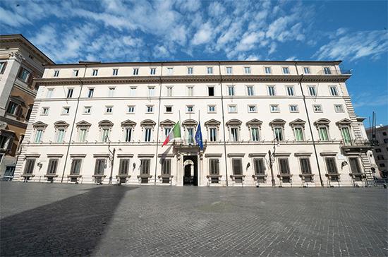 В правительстве Италии обсуждают дополнительные меры против распространения коронавируса