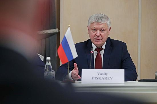 Пискарев: Россия заинтересована в сохранении отношений с Германией на основе взаимопомощи