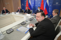 Володин: Россия и Китай должны законодательно противостоять попыткам иностранного вмешательства