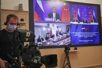 Спикер парламента КНР: Россия и Китай продвигают сотрудничество по борьбе с COVID-19