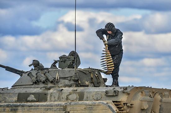 Обслуживание военной техники разрешат лицензированным компаниям