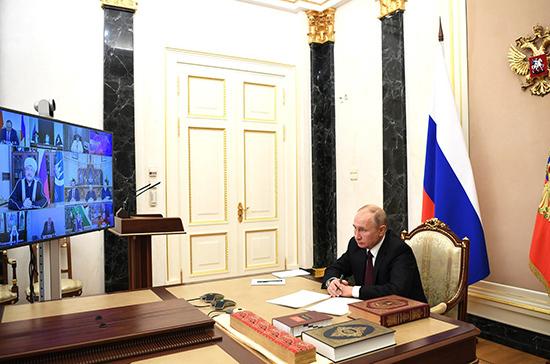 Президент одобрил идею призвать другие страны принять законы о защите чувств верующих