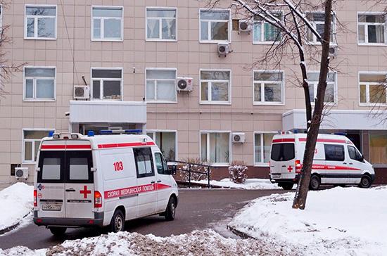 Роспотребнадзор хочет следить за соблюдением санитарных норм при строительстве больниц