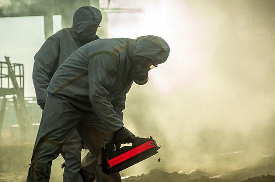Минобороны отправило специалистов РХБЗ в Усолье-Сибирское из-за загрязнения ртутью