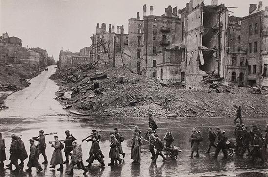 Киев находился в оккупации два года