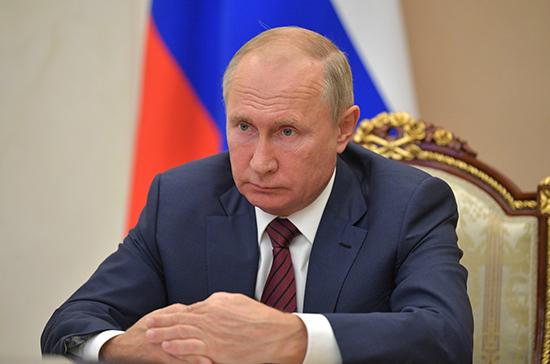 Путин поручил ускорить расселение аварийного жилья в Тульской области