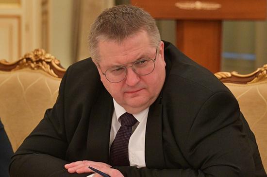 Вице-премьер Оверчук пострадал в ДТП в Москве