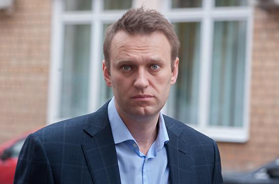 Жена Навального называла возможной причиной недомогания его диету, заявили в МВД