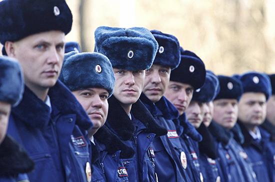 Госдума уточнила полицейским основания для отпуска