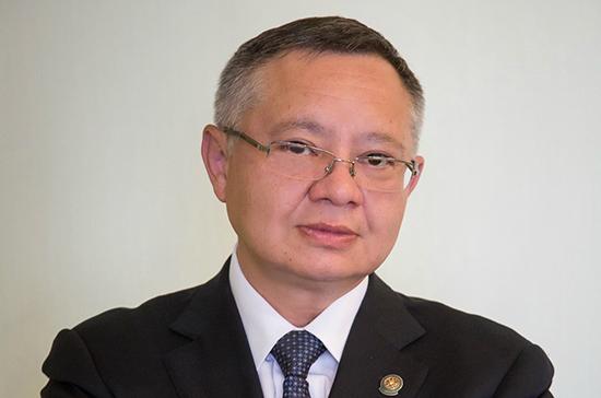 Госдума утвердила кандидатуру Файзуллина на должность главы Минстроя