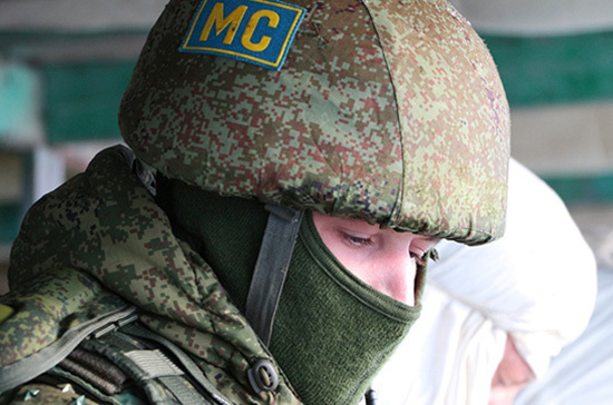 Россия отправит в Карабах не менее 22 самолётов с миротворцами