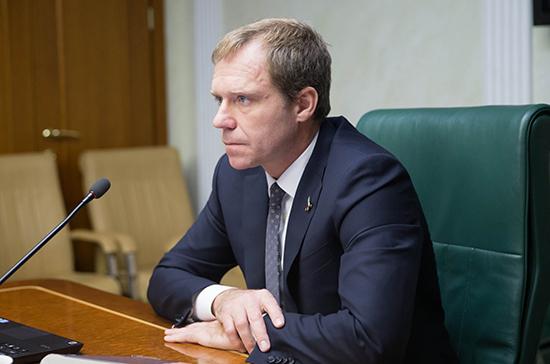Кутепов предложил разработать план по доходам бюджета от госимущества