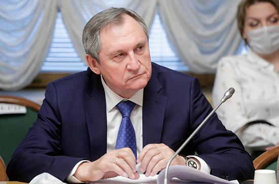 Путин назначил Николая Шульгинова главой Минэнерго