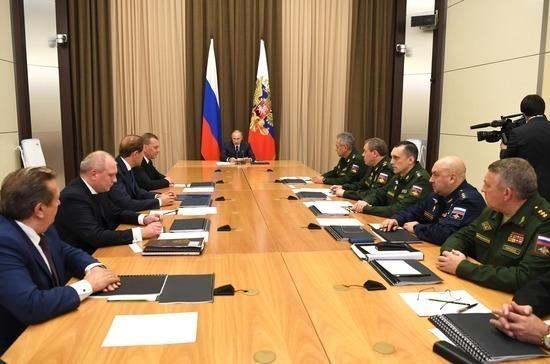 Путин: Россия предложила США выработать новое «уравнение безопасности»