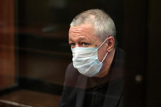 Ефремов будет отбывать срок в колонии в Белгородской области