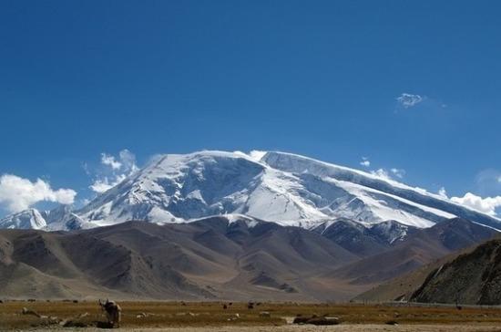 Учёные отметили стремительное таяние ледников в Китае