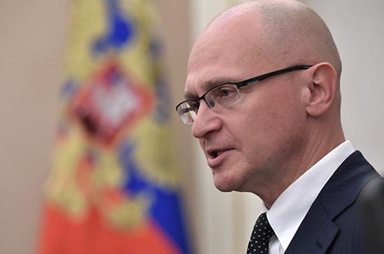 Кириенко предложил формально закрепить профессии писателя и композитора