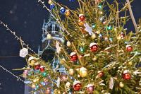 В Москве запретили массовые мероприятия в новогодние праздники