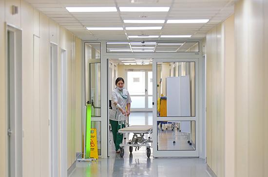 В Хакасии развернут мобильный госпиталь для борьбы с COVID-19