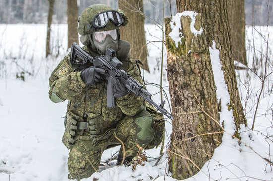 Профессиональный праздник отмечают войска химзащиты России