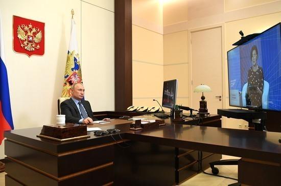 Путин призвал к 2025 году увеличить вдвое долю трудоустроенных инвалидов