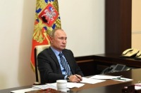 Путин выступил за предоставление «Сириусу» статуса федеральной территории