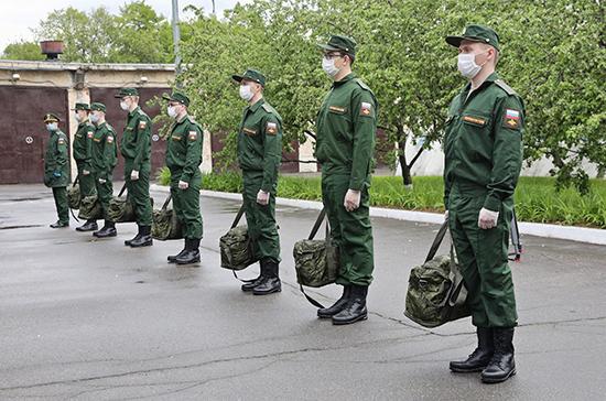 В России отмечают День призывника