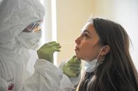 Пациентов смогут выписывать после одного отрицательного теста на коронавирус
