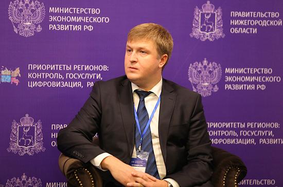 Мишустин назначил Вадима Живулина полпредом кабмина в Совете Федерации