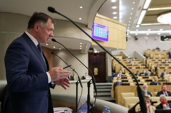 Хуснуллин надеется на скорое принятие закона о реновации