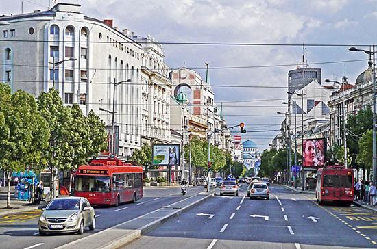 Опрос: более 40% жителей Белграда не боятся заразиться коронавирусом
