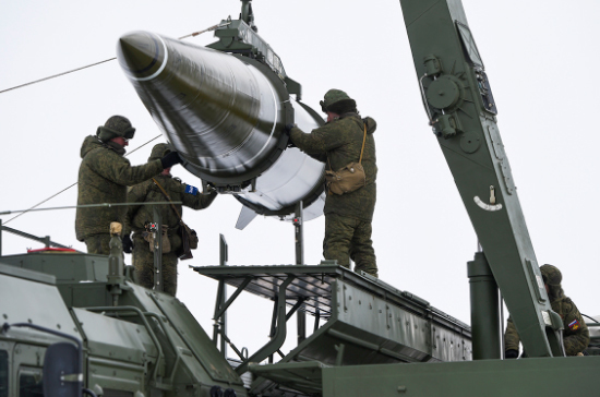 Ракетные войска и артиллерия России отмечают профессиональный праздник