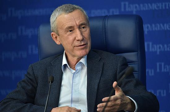 Климов: проект о кандидатах-иноагентах будет рассмотрен Госдумой до конца года