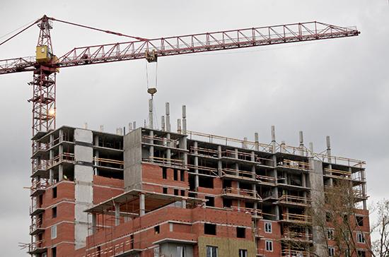 В России разработали регламент по работе строительной отрасли в условиях пандемии