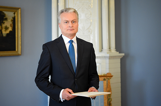 Президент Литвы предложил назначить на пост премьер-министра Ингриду Шимоните