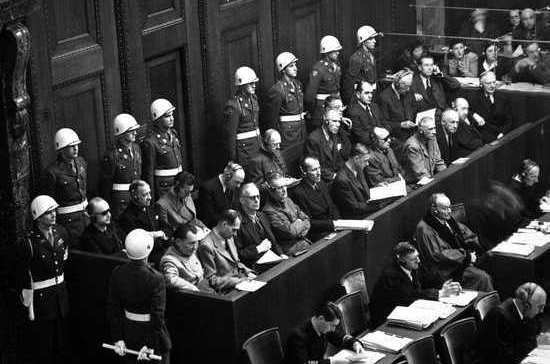 Нюрнбергский процесс начался 75 лет назад