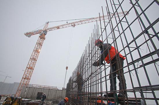 В Минстрое предлагают в будущем отказаться от возведения апартаментов