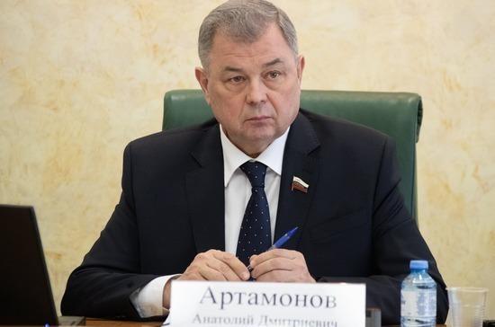 Артамонов назвал главную цель проекта о лишении заводов лицензии за недопроизводство спирта