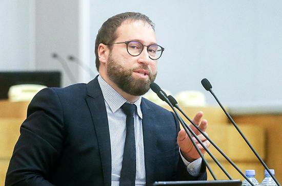 Горелкин призвал повысить штрафы за нарушение правил хранения персональных данных