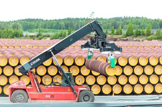 СМИ: США усиливают давление научастников проекта «Северный поток— 2»