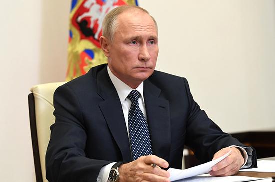 Путин дал поручение Новаку в связи с наступающими холодами в Карабахе